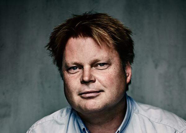Jørn Lier Horst. Photo: Marius Batman Viken