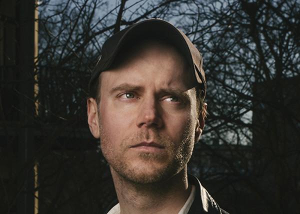 Tom Malmquist. Photo: Viktor Gårdsäter