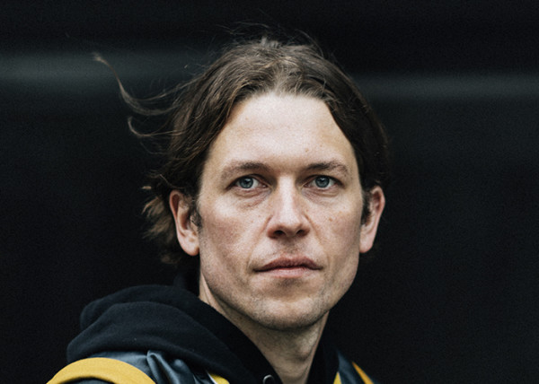 Simon Stålenhag. Photo: Fredrik Bernholm