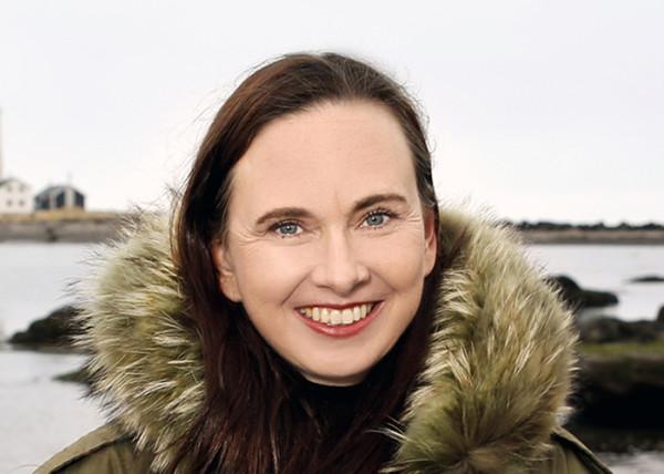 Yrsa Sigurdardóttir. Photo: Lilja Birgisdóttir