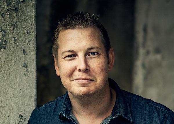Fredrik Backman. Photo: Henric Lindsten