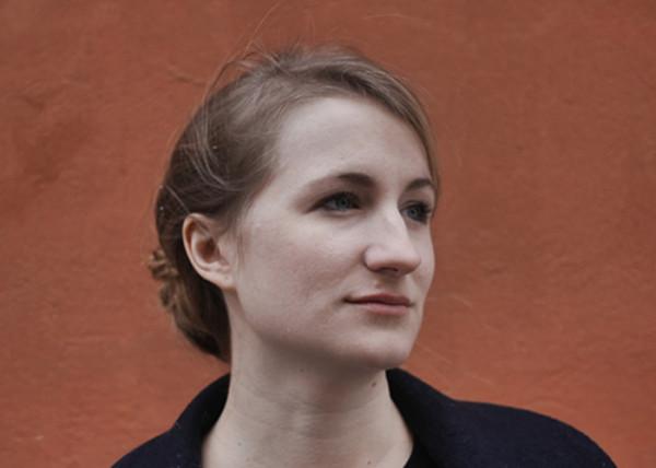 Maja Säfström. Photo: Felicitas Güra