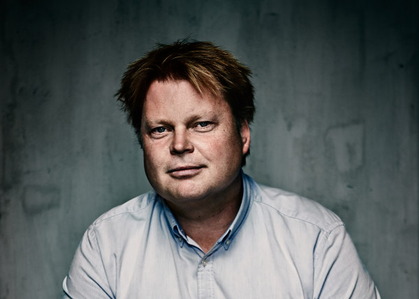 Jørn Lier Horst. Photo: Marius Batman Viken