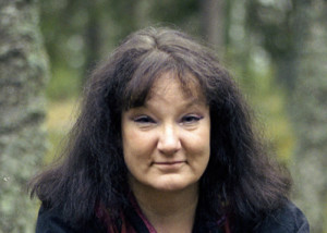 Monika Fagerholm. Photo: Ulla Montan