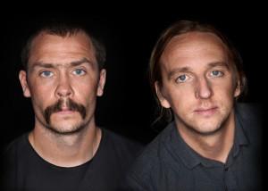 Martin Schibbye & Johan Persson.