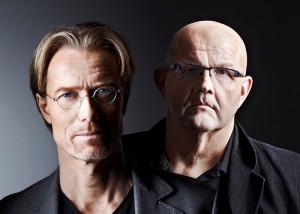 Roslund & Hellström.