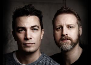 Aron Levander & Hans Jörnlind . Photo: Sandy Haggart