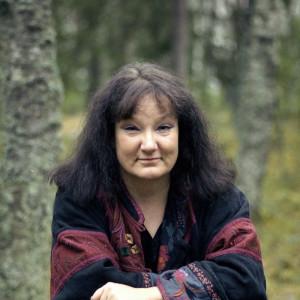 Monika Fagerholm.